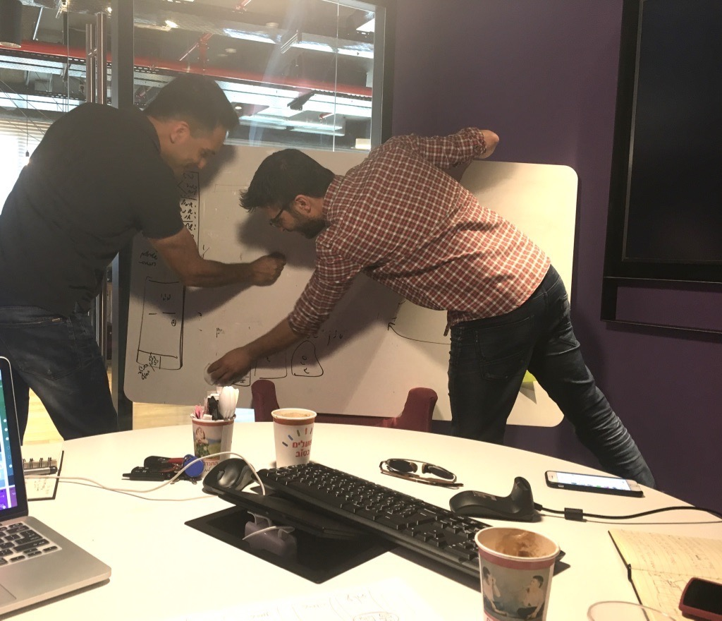 Working with Bit team